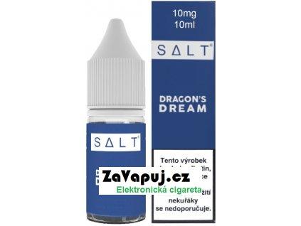 Liquid Juice Sauz SALT CZ Dragon´s Dream 10ml - 10mg