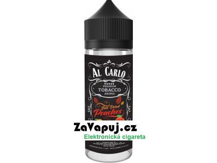 Příchuť Al Carlo Shake and Vape 15ml Sun Dried Peaches