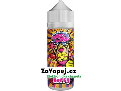 Příchuť BANG BANG Shake and Vape 15ml Merry Berry