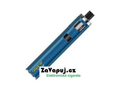 Elektronická cigareta aSpire PockeX AIO 1500mAh Modrá