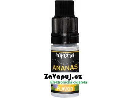 Příchuť IMPERIA Black Label 10ml Pineapple (Ananas)