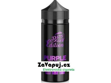 Příchuť KTS Black Edition Shake and Vape 20ml Purple Sky