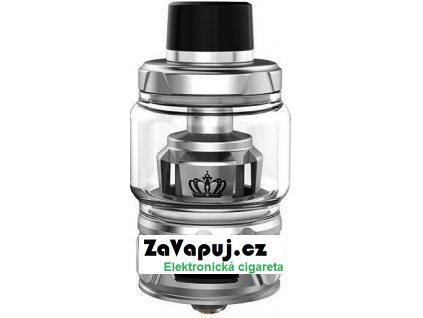 Clearomizér Uwell Crown 4 6ml Nerezový