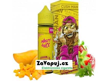 Příchuť Nasty Juice - CushMan S&V 20ml Strawberry Mango