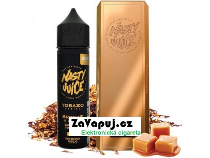 Příchuť Nasty Juice - Tobacco S&V 20ml Tobacco Bronze