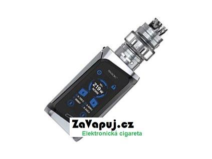 Elektronický grip Smoktech Morph TC219W Black and Prism Chrome