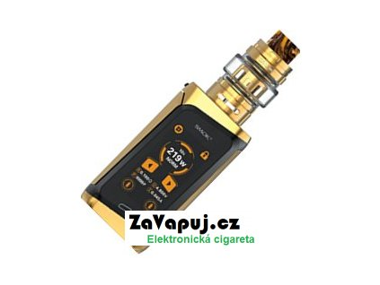 Elektronický grip Smoktech Morph TC219W Black and Gold