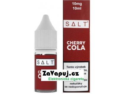 Liquid Juice Sauz SALT CZ Cherry Cola 10ml - 10mg