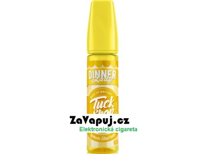 Příchuť Dinner Lady Tuck Shop Shake and Vape 20ml Lemon Sherbet