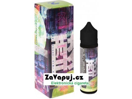 Příchuť DIFFER Super Suppai Shake and Vape 18ml Kiwi & Lime