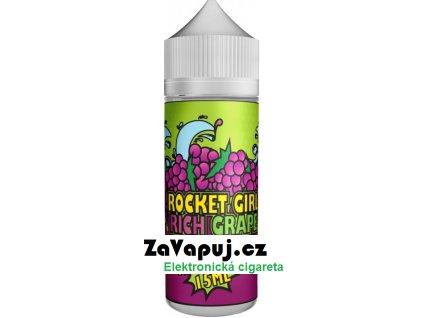 Příchuť Rocket Girl Shake and Vape 15ml Rich Grape