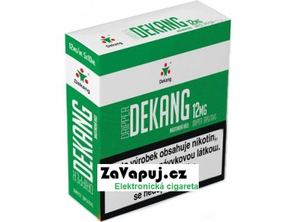 Nikotinová báze Dekang Dripper 5x10ml PG30-VG70 12mg