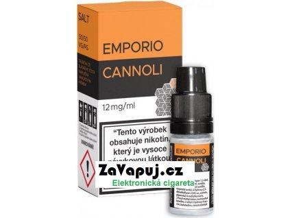 Liquid EMPORIO SALT Cannoli 10ml - 12mg