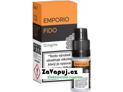 Liquid EMPORIO SALT Fido 10ml - 12mg