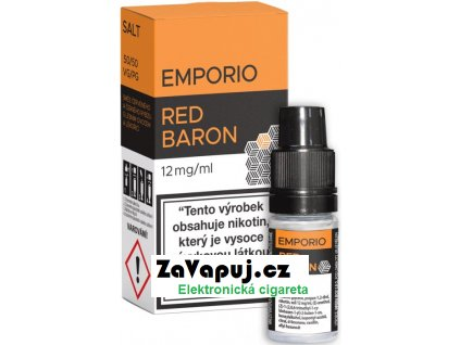 Liquid EMPORIO SALT Red Baron 10ml - 12mg