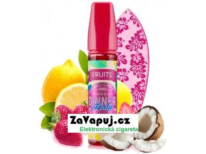 Příchuť Dinner Lady Fruits 20ml Pink Wave