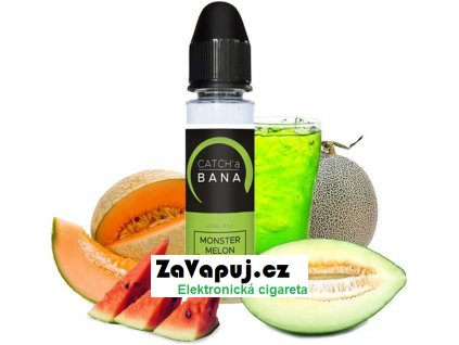Příchuť IMPERIA Catch´a Bana - SaV 10ml Monster Melon