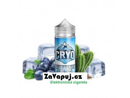 Infamous Cryo S&V Blueberry Cactus