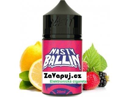 Příchuť Nasty Juice - Ballin S&V 20ml Bloody Berry