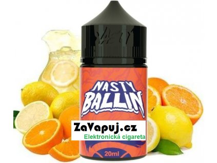 Příchuť Nasty Juice - Ballin S&V 20ml Migos Moon
