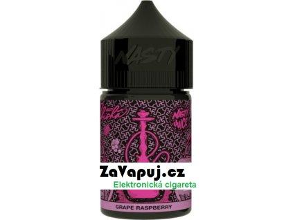 Příchuť Nasty Juice - Shisha S&V 20ml Grape Raspberry