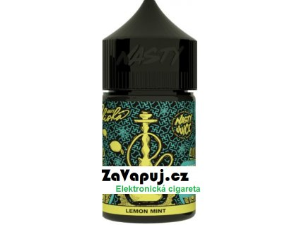Příchuť Nasty Juice - Shisha S&V 20ml Lemon Mint