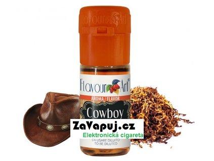 Cowboy Blend (Tabák) 10ml