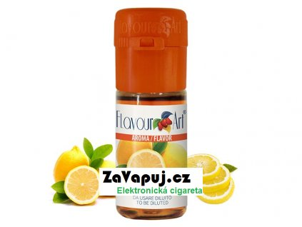 Sicilský citron (Lemon Sicily) 10ml