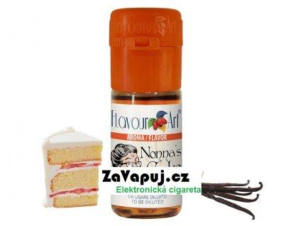 Vanilkový dort (Nonnas Cake) 10ml