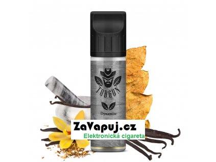 tobgun dynamite tabak vanilka