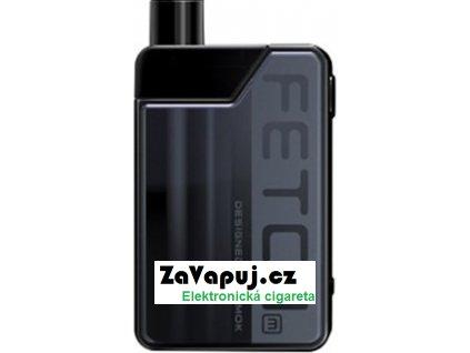 Elektronická cigareta Smoktech FETCH Mini 40W 1200mAh Černá