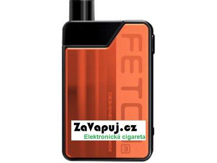 Elektronická cigareta Smoktech FETCH Mini 40W 1200mAh Oranžová