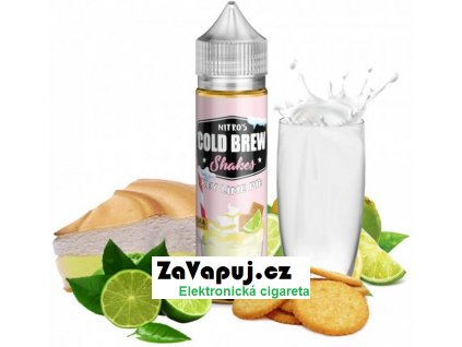 Příchuť Nitros Cold Brew SaV 20ml Key Lime Pie