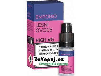 Liquid EMPORIO High VG Forest Fruit 10ml - 6mg