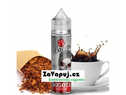 Bogota (Tabáková směs s kávou) 15ml