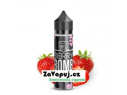 Berry Bomb (Sladká jahoda) 20ml
