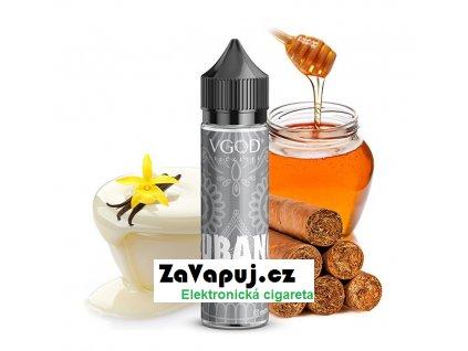 Cubano Silver (Sladký doutníkový tabák) 20ml