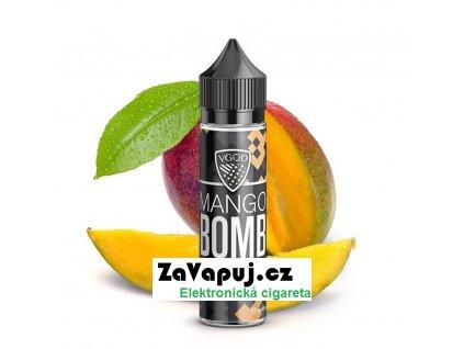 Mango Bomb (Tropické mango) 20ml