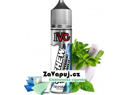 Příchuť I VG Chew Shake and Vape Peppermint Breeze 20ml