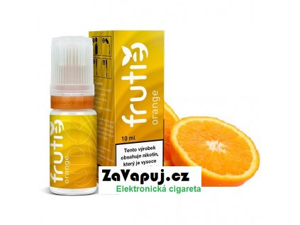 Liquid Frutie - Pomeranč (Orange) 10ml 8mg
