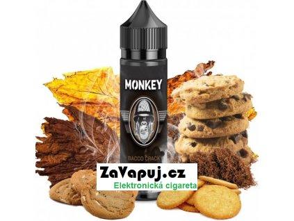 Příchuť MONKEY liquid Shake and Vape Bacco Crack (Tabák a sušenka) 12ml