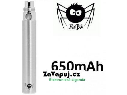 BuiBui GS baterie 650mAh Silver
