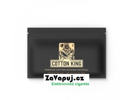 Přírodní vata Cotton King (10g)