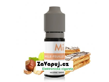 Liquid The Fuu MiNiMAL Mille Feuilles (Vanilkový dezert) 10ml 10mg