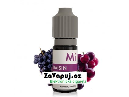 Liquid The Fuu MiNiMAL Grape (Hroznové víno) 10ml 10mg