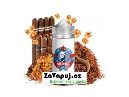 Příchuť Infamous Special Shake and Vape Marshall (Doutníkový tabák s oříškem) 20ml