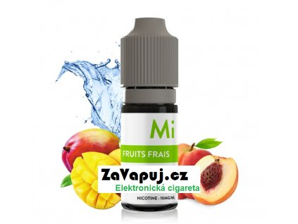 Liquid The Fuu MiNiMAL Frosted Punch (Chladivý ovocný mix) 10ml 10mg