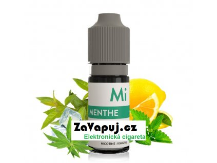 Liquid The Fuu MiNiMAL Mint (Máta) 10ml 10mg