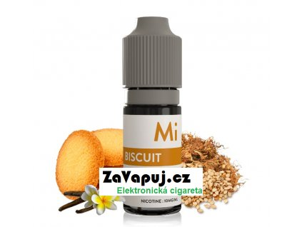 Liquid The Fuu MiNiMAL Biscuit (Jemná sušenka) 10ml 10mg