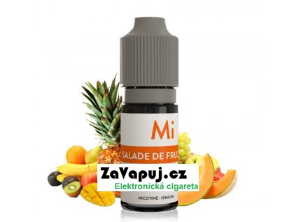 Liquid The Fuu MiNiMAL Fruity Medley (Šťavnatá ovocná směs) 10ml 10mg